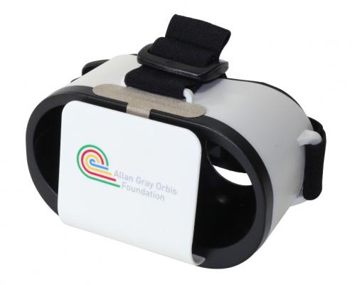 Allan Gray branded Goggles VR headset