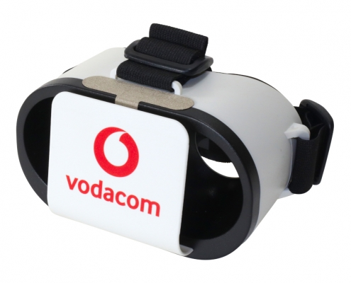 Vodacom branded Goggles VR headset