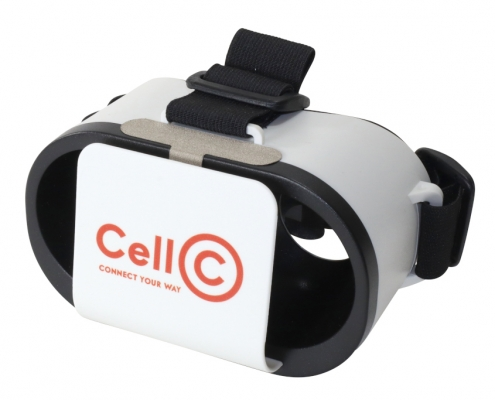 Branded Goggles VR glasses - Cell C