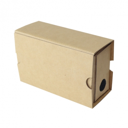 Google Cardboard packed