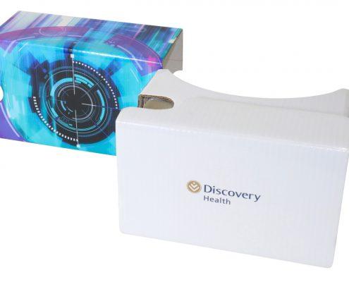 Discovery Google Cardboard
