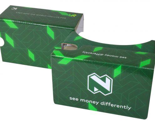 Nedbank Google Cardboard